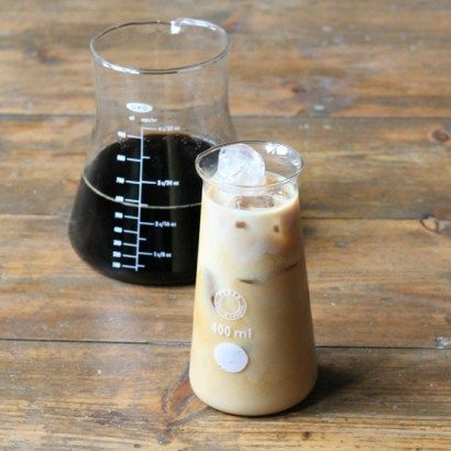 Cardamom Cold Brew Iced Coffee (+ Oxo Coffee Maker Review) | Veggie Desserts