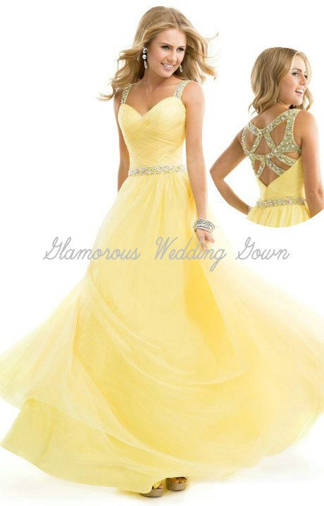 17 Best images about Yellow Ball Gowns on Pinterest | Belle ...