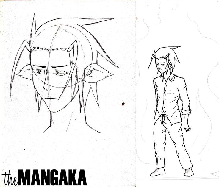 Original Anime/Manga Character Design by MangakaOfficial.deviantart.com on @deviantART