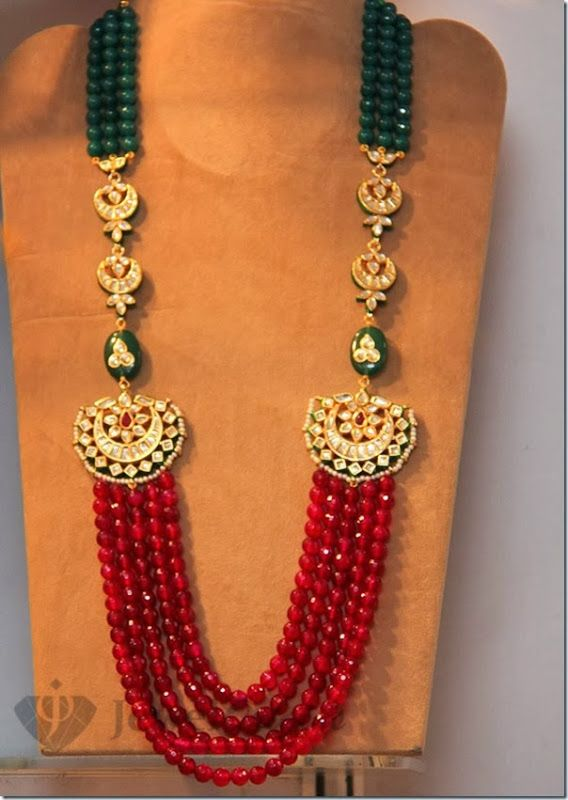 indian beaded jewellery designs