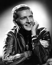 Jerry Lee Lewis in the 1950s #celebrity