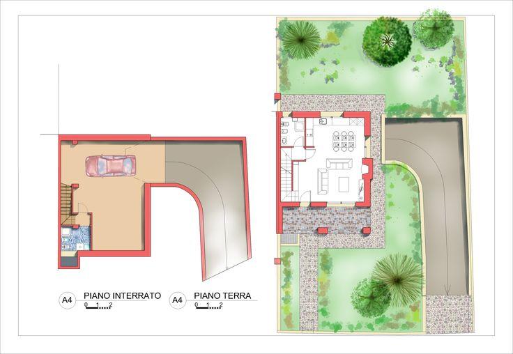 Villa di Tipologia A4 ville in legno villa verucchio  Ville borgo san francesco