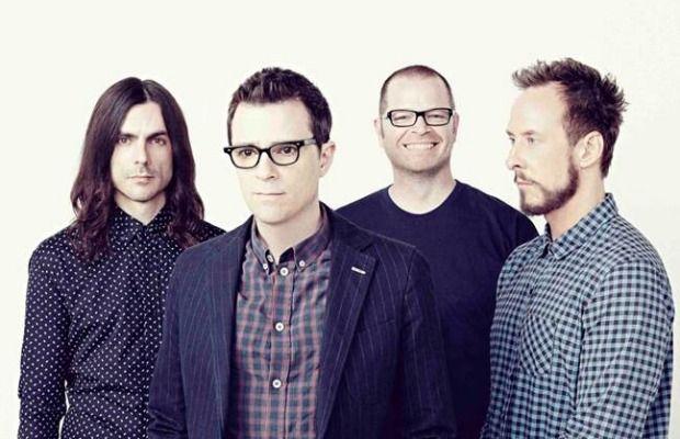"Listen now! WORLD EXCLUSIVE song premiere – Weezer ""Cleopatra"""