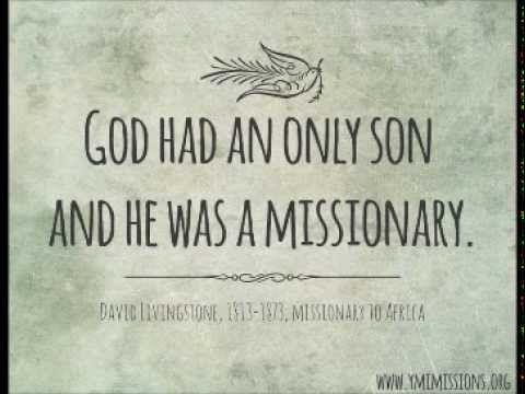 David Livingstone  - Missionary to Africa -  Short Biography - Ravi Zach...