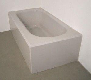 Elegant Two Wall Tub