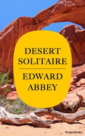 Desert Solitaire | http://paperloveanddreams.com/book/500824912/desert-solitaire | First published in 1968, Desert Solitaire is one of Edward Abbey�s most critically acclaimed works and marks his first foray into the world of nonfiction writing. Written while Abbey was working as a ranger at Arches National Park outside of Moab, Utah, Desert Solitaire is a rare view of one man�s quest to experience nature in its purest form.Through prose that is by turns passionate and poetic, Abbey…