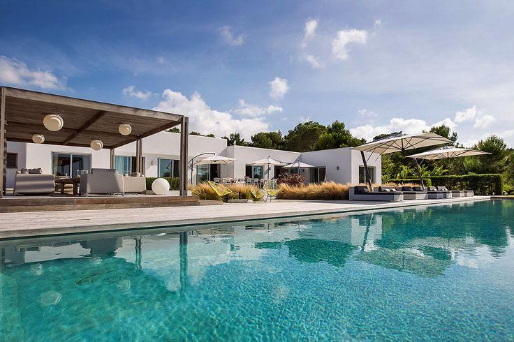 Villa Vida Conta, Ibiza | Danisol Building Company in Ibiza