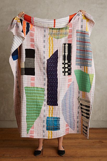 Color Theory Throw - anthropologie.com #anthrofave