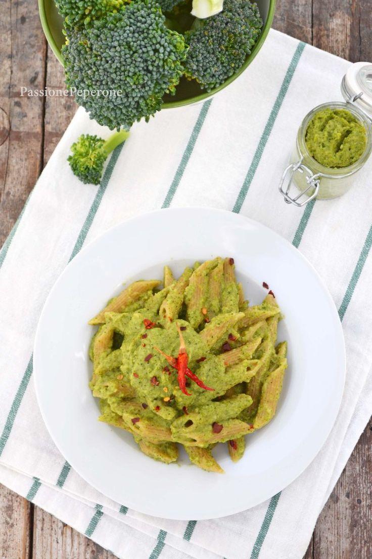 Penne ai broccoli e peperoncino
