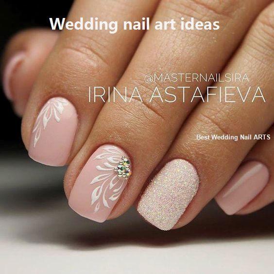 35 Einfache Ideen für Hochzeitsnägel Design #nailideas
