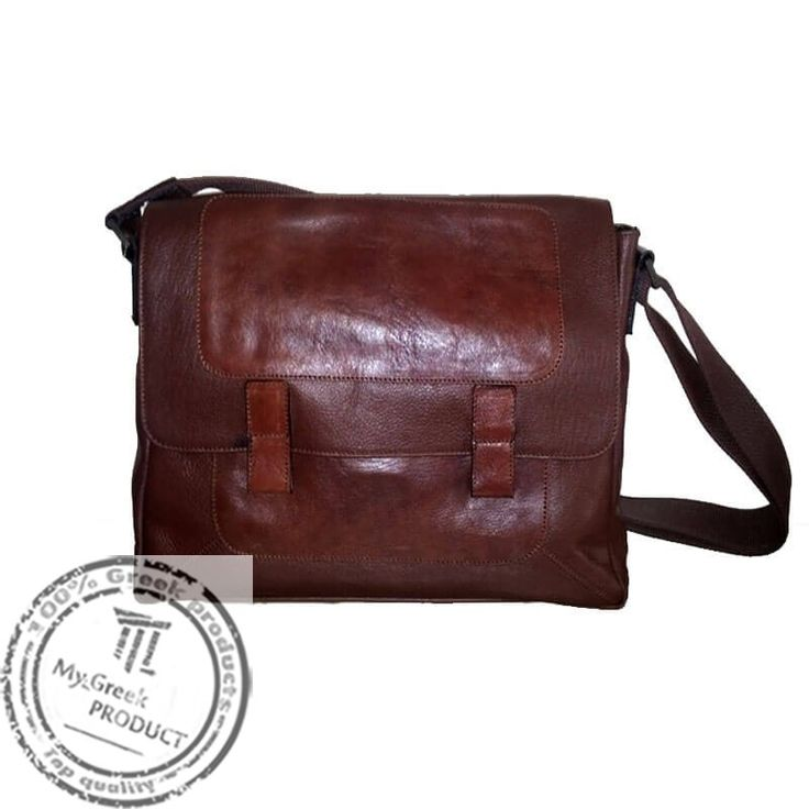Leather  Bag  Laptop 1010