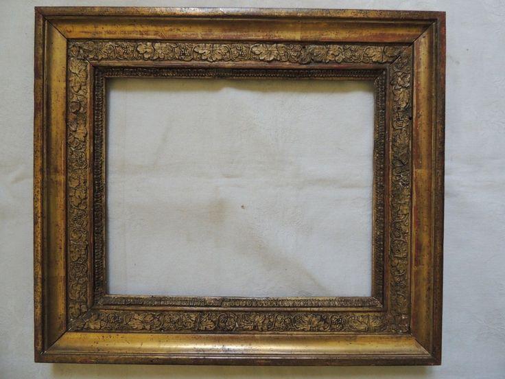 Très beau CADRE doré d'époque DIRECTOIRE, feuille d'or, décors en stuc, fin 18è | Art, antiquités, Meubles, décoration du XIXe, Cadres | eBay!