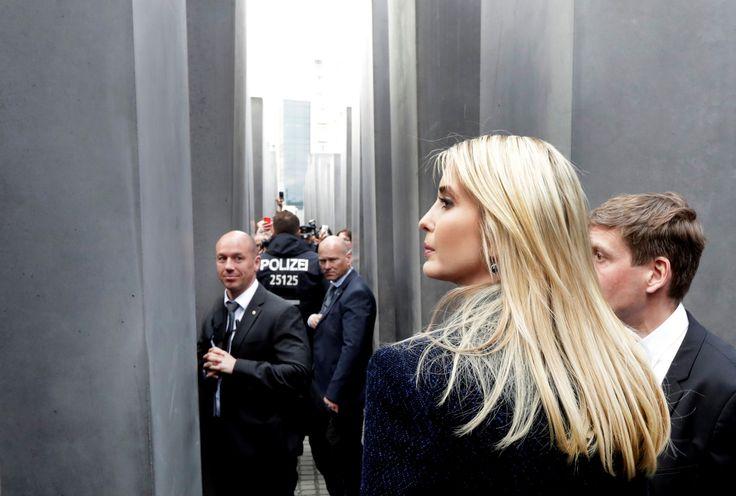 Иванка Трамп — настоящая Первая леди? – Другие новости
