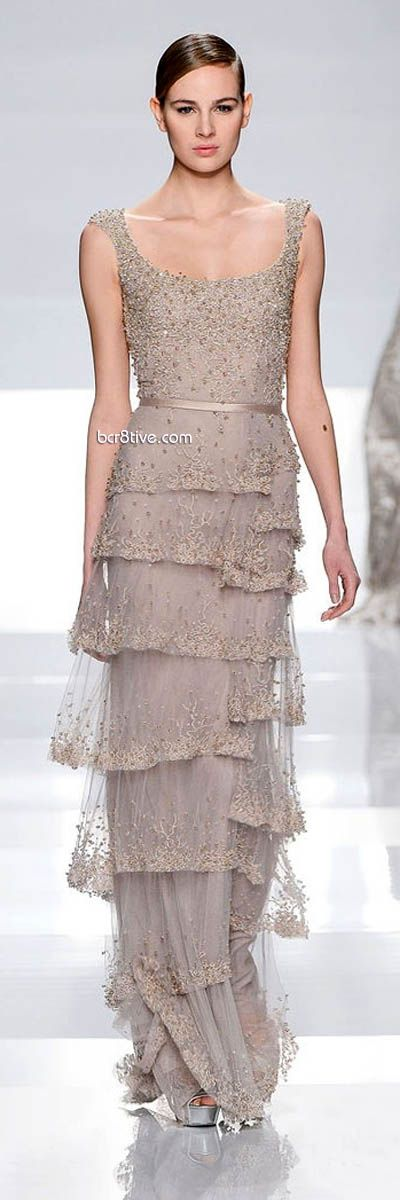 #Tony Ward Spring Summer 2013 Couture