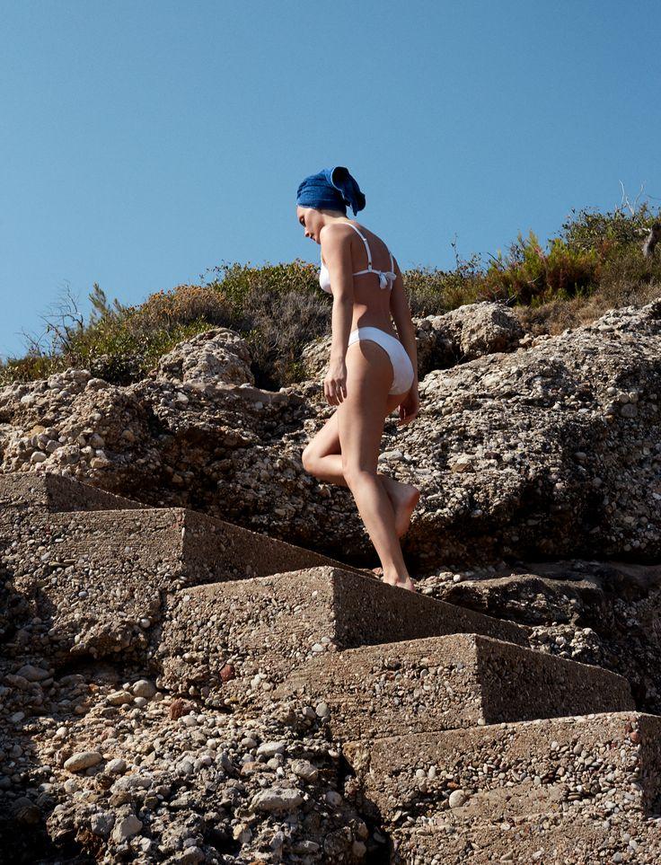 Greek Stairway to Heaven in Spetses.