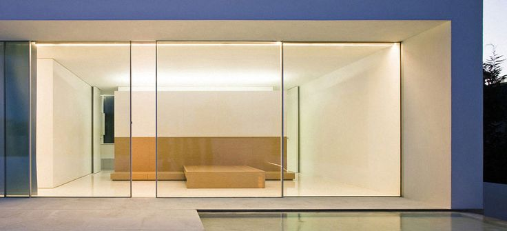 Vitrocsa USA sliding doors: impossibly thin and elegant doors recommended by Julian King.