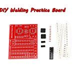 SMD SMT Components Welding Practice Board Soldering Skill Training Beginner DIY Kit Electronic Component