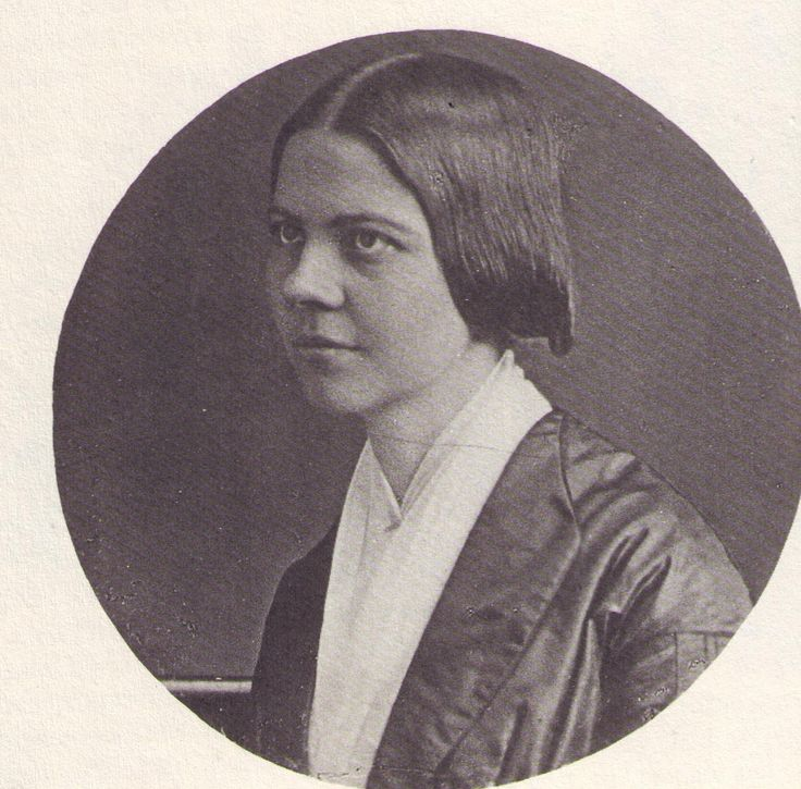 The First Ordained Protestant Woman and Her Best Friend: the College Years