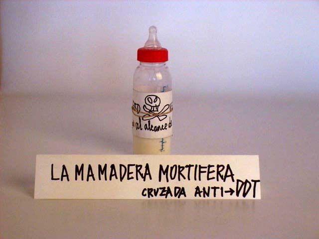 La mamadera mortifera