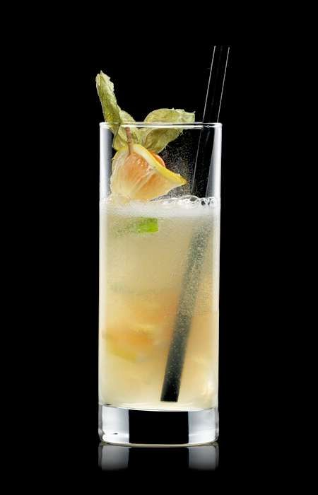 SCHWEPPES - Cocktails - Bali Beach