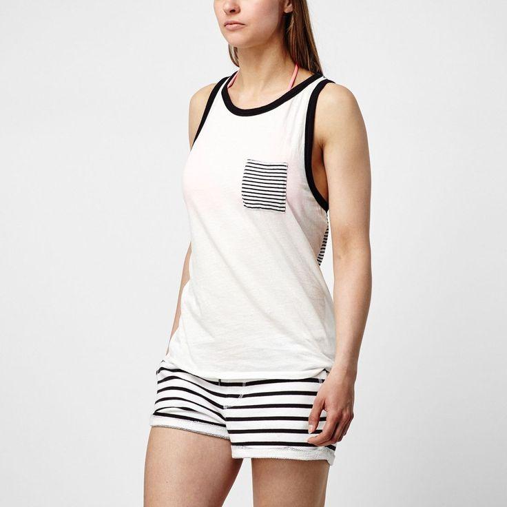 Camiseta tirantes O'neill Jacks Pocket Mujer #camiseta #oneill #verano #moda