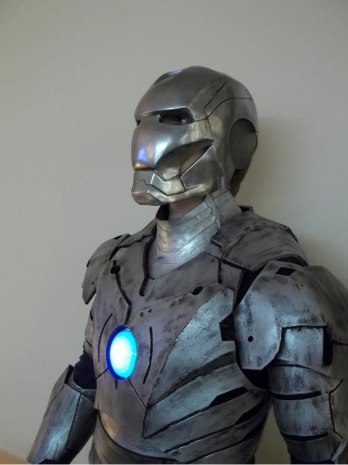 Новогодние костюмы для мальчиков: Железный человек, Человек Паук, Бэтмен, Зеленый фонарь и Росомаха своими руками