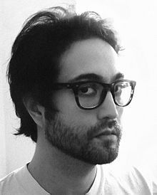 He looks just like his dad. He's gorgeous. Sean Lennon