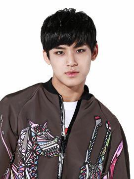 Seventeen's Mingyu