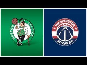 Boston Celtics vs. Washington Wizards Game 1 Part 1 >> Part 2 >> Part 3 >> Part 4  Enjoy the game! Please follow and like us: Related