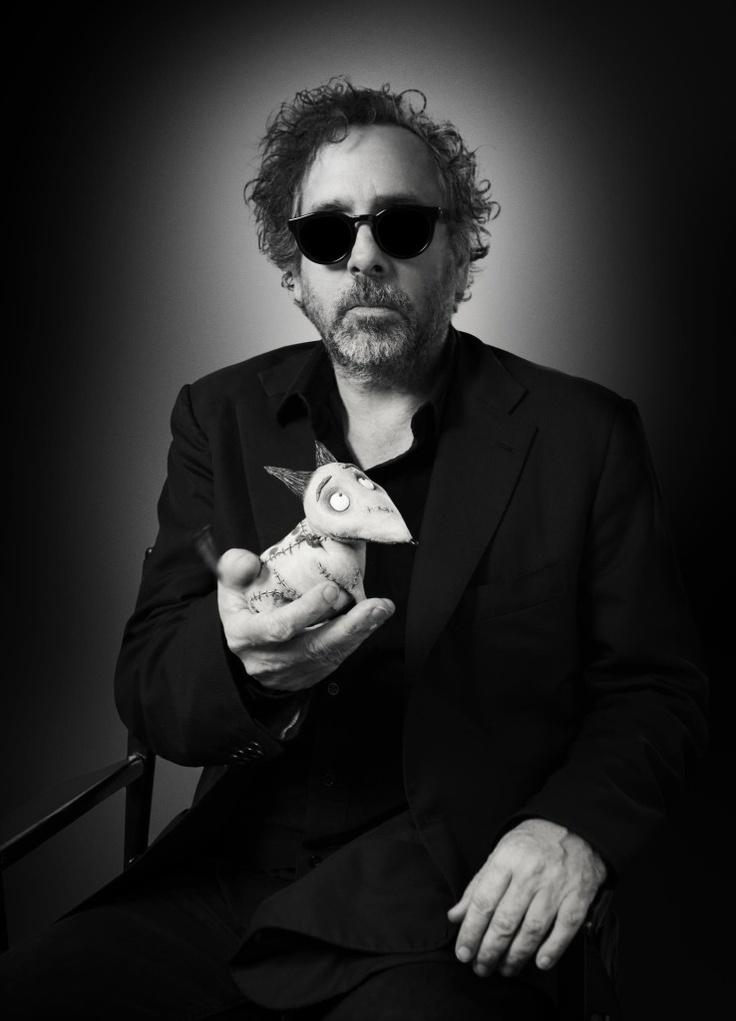 Tim Burton - Sparky, Frankenweenie, 2012