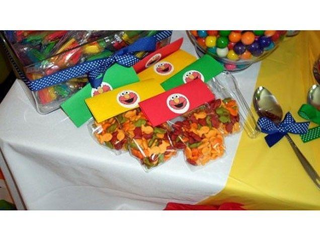 18 Best Elmo Party Ideas Images On Pinterest