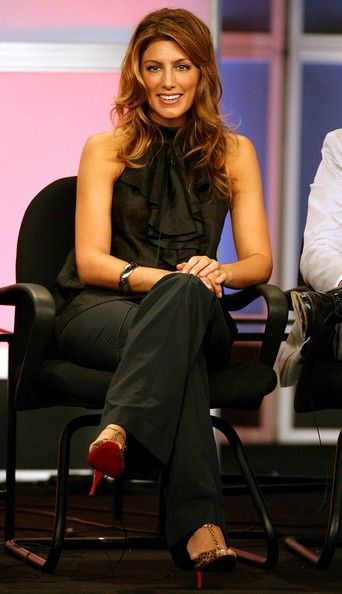 Jennifer Esposito Photos: 2007 Summer TCA Tour - Day 17