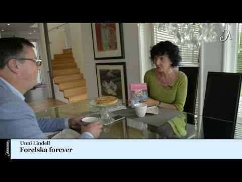 ▶ Hjemmebesøk hos Unni Lindell - Forelska forever - YouTube