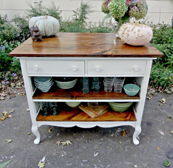 17 Best Ideas About Antique Dressers On Pinterest