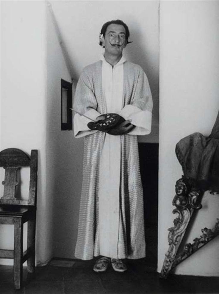 ブラッシャイ。 1955サルバドール・ダリ経由MutualArt