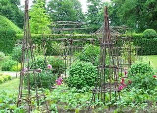 Gemüseagarten anlegen, aber mit Stil!