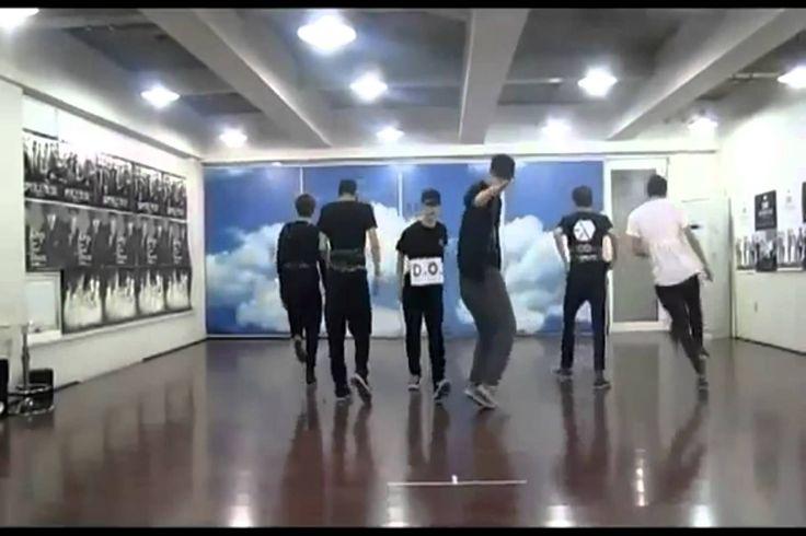 [HD][Full] EXO-K MAMA Practice Room Version Credit goes to WISHeeStar