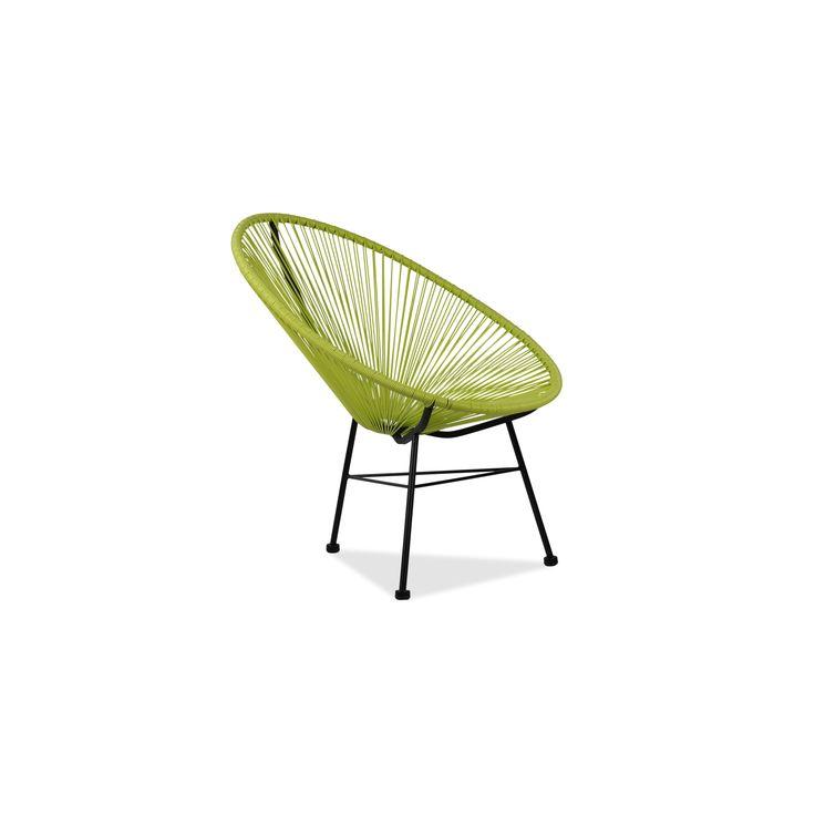 17 meilleures id es propos de chaise acapulco sur pinterest salon d coration moderne et. Black Bedroom Furniture Sets. Home Design Ideas