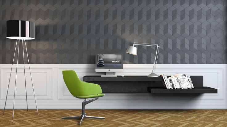 Try the Arstyl Wall Panels simulation tool. Create your style !