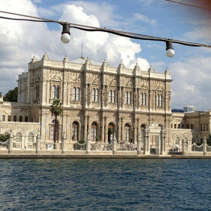 İstanbul / Turkey, Dolmabahçe Sarayı