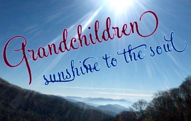 <3 my grandchildren!!!