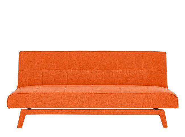 Seats And Sofas Slaapbank.Yoko Slaapbank Licht Roodoranje Interieur Nieuw Huis Sofa Bed
