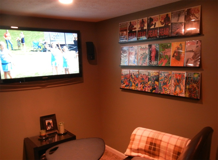 52 best images about comic book storage display ideas on pinterest comic book collection. Black Bedroom Furniture Sets. Home Design Ideas