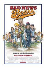 Bad News Bears. Un film di Richard Linklater. Con Billy Bob Thornton, Greg Kinnear, Marcia Gay Harden, Sammi Kraft, Ridge Canipe.  Commedia, Ratings: Kids+13, durata 113' min. - USA 2005.
