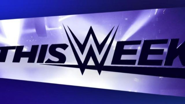 Watch This Week in WWE Live Stream Full 11/5/16