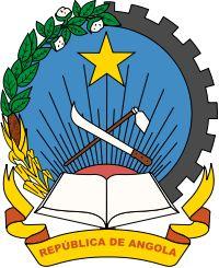 Coat of arms of Angola - Angola - Wikipedia, the free encyclopedia