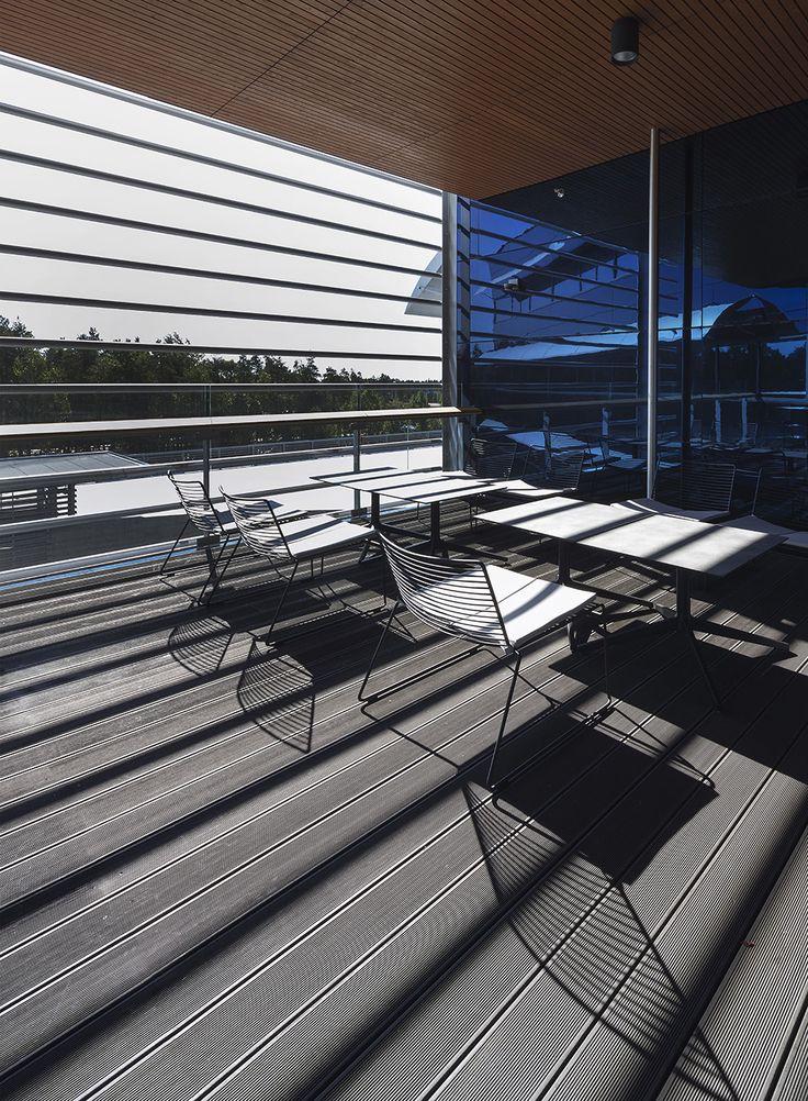 Finnair Oyj Headquarters - Helin & Co Architects, 2013