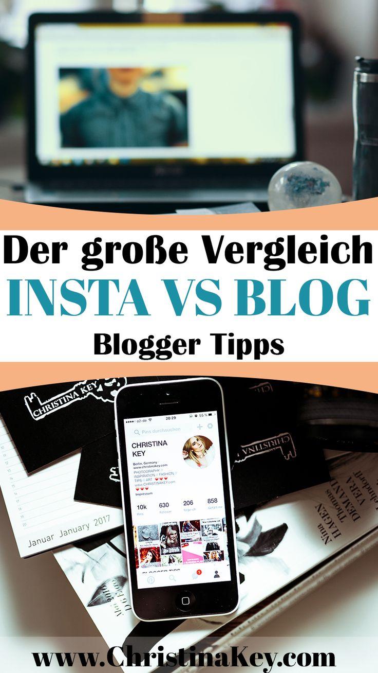 Blogger Tipps: Instagram vs Blog - Welche Social Media Plattform macht das Rennen und welche ist eigentlich wie wichtig für Blogger? Diesen Fragen gehen wir in diesem Artikel zusammen auf den Grund. Außerdem warten auf meinem Blog CHRISTINA KEY noch weitere Blog und Fotografie Tipps auf Dich, die Du einfach lieben wirst! - Artikel von dem Lifestyle Blog aus Berlin