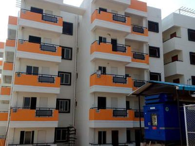 GK Lake view project of GK Shelters (BBMP approved builders & developers of Bangalore and member of CREDAI ) view after completion.