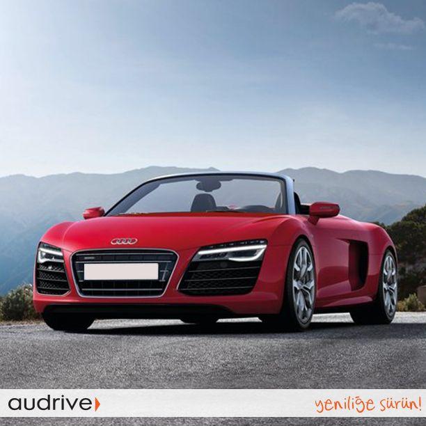 Saf performans, Audi R8
